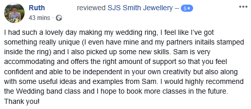 Wedding ring workshop review (2)