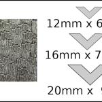 Necklace – V Woodgrain