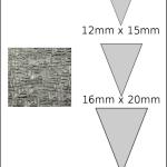 Studs – triangle 1 Circuits