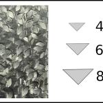 Studs – triangle 2 Diamonds